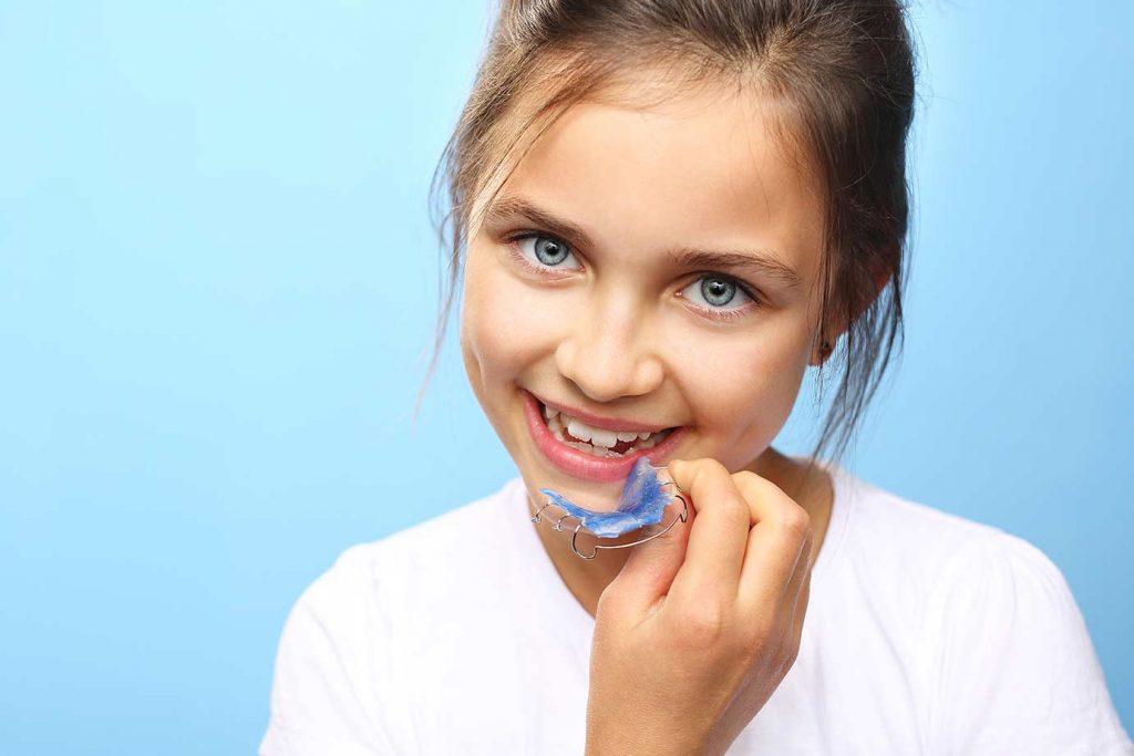 ortodoncia infantil Girona